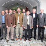 Vorstand der Euregio Inntal