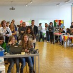 1. grenzüberschreitende Euregio Inntal Schulmesse an der FH Kufstein