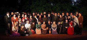 """Freichlichttheater """"Grenzland"""""""