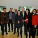 Euregio Inntal Vorstand mit prominenten Besuch