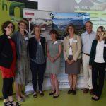 Die Projektpartner, Referenten und Euregio Vertreter