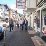 """""""Fotowalk"""" in der Wörgler Bahnhofstraße  Quelle: Stadt Trostberg"""