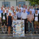 Flintsbach, Euregio Inntal Generalversammlung. 25.07.2019 Foto Hans Osterauer